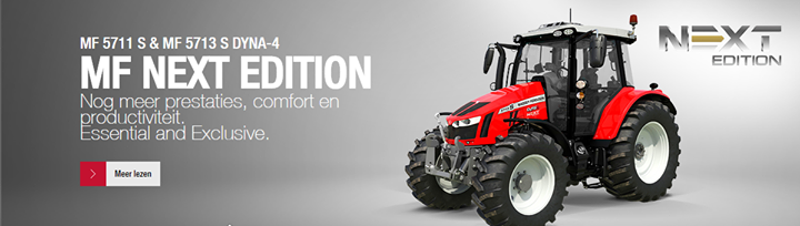 Massey Ferguson NEXT EDITION!