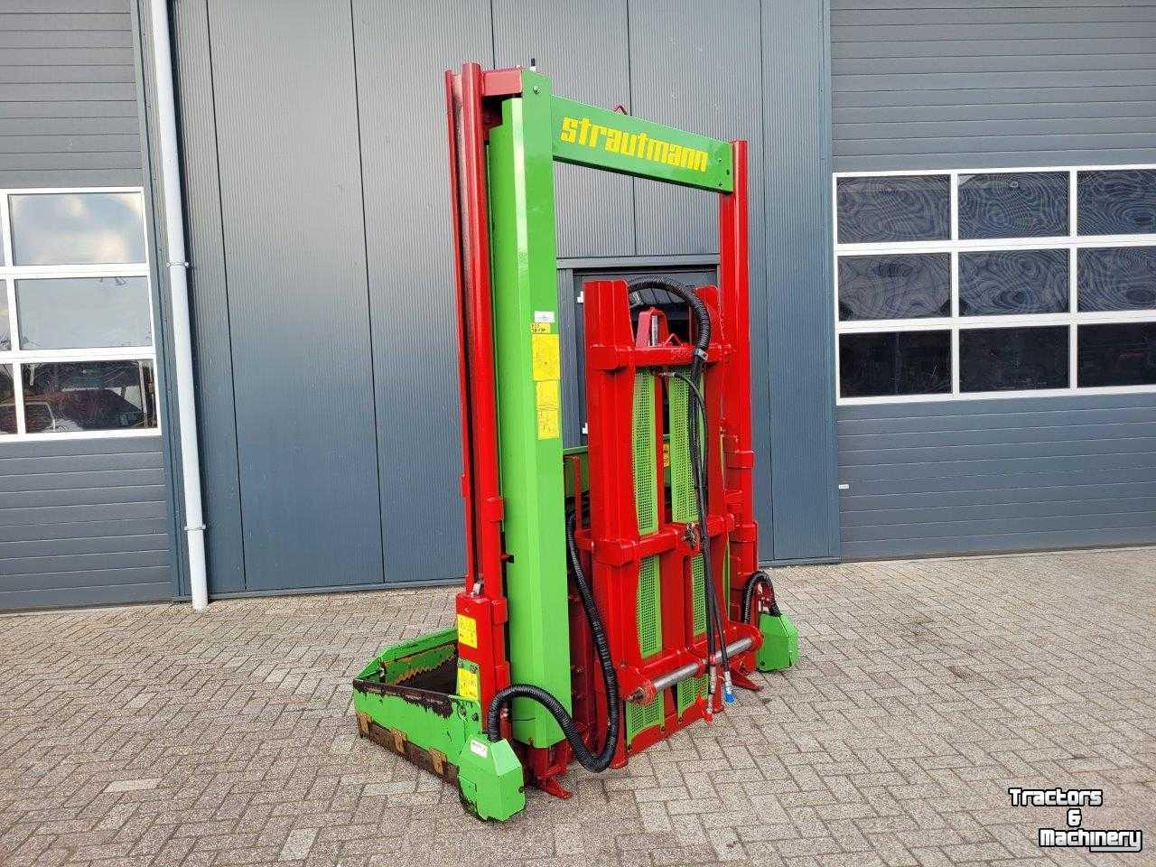 Strautmann HQ2800 met lift